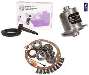 98 13 Chevy 14 Bolt Rearend Gm 9 5 4 11 Ring And Pinion Posi Lsd Yukon Gear Pkg