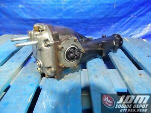 Subaru Impreza Wrx Sti Turbo 4 44 Viscous Rear Vlsd Differential Diff Cf 240