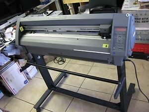 Roland Cx300 30 Plotter Used Works Great Camm 1 Pro Comes With Stand