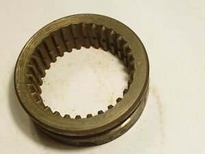 Nos Sm420 Transmission Third And Four Synchronizer Gear Chevy Gm Truck Sm 420