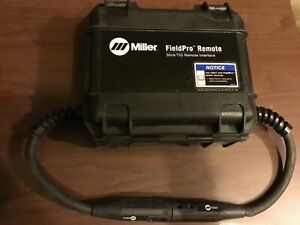 Miller Welding Fieldpro Remote Stick tig Remote Interface Tool