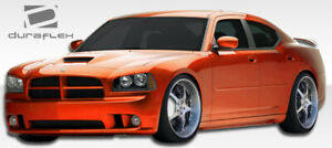 Duraflex Srt Look Body Kit 5 Piece For 2006 2010 Dodge Charger