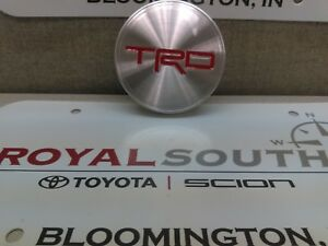 Toyota Tundra Trd Rock Warrior Wheel Center Cap Genuine Oe