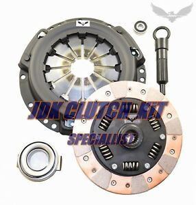 Jdk 85 95 Suzuki Samurai 89 92 Sidekick 1 3l Dual Multi Friction Clutch Kit