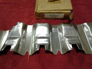 Ford Oem Exhaust Intake Heat Shield Cover Truck Van 300 6 Cyl 4 9 L F5tz 9f460 A