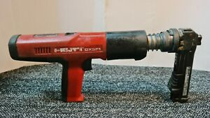 Hilti Dx351 Powder Actuated Tool Nail Gun Fastener W X mx 32 Clip Magazine