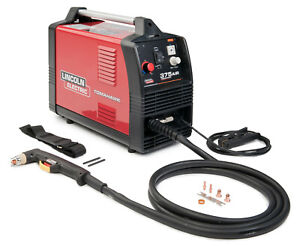 Lincoln Tomahawk 375 Air Handheld Plasma Cutter K2806 1