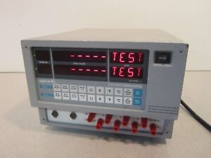 Rtd Thermometer Model A1016
