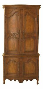 47129ec Baker Country French Large Linen Press Cabinet
