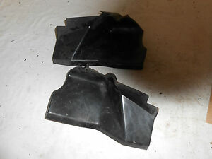 1966 Pontiac Lemans Convertible Mud stone Guards For Back Up Light