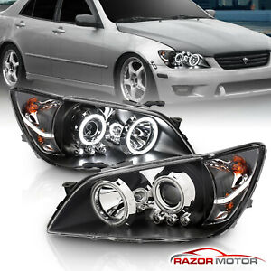 ccfl Halo for 2001 2002 2003 2004 2005 Lexus Is300 Projector Led Headlights