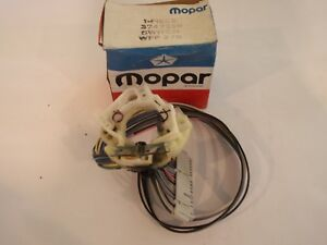 Mopar Nos Vintage Turn Signal Switch 3747359