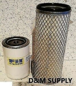 Ford Tractor Filter Kit 4190 420 4400 4410 4500 4600 4610 515 531 535 545 620