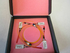 Photonic Solutions Pt1201 21 Optical Transmitter Module Appears Unused