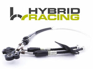 Hybrid Racing Shifter Cables For 06 11 Civic Si K20z3 Trans Gearbox Only