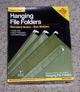 Hanging File Folders Box Bottom Box Of 20
