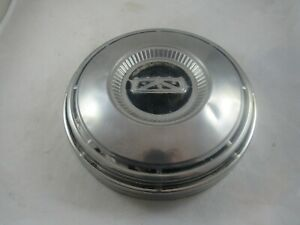 Vintage 1968 1974 Ford F 100 Truck Stainless Dog Dish Hubcap 10 5 8
