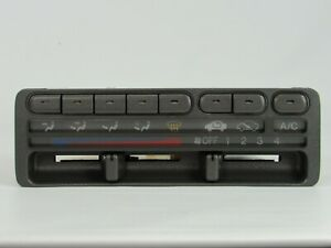 1992 1995 Honda Civic Heater Climate Control Unit A C 92 93 94 95