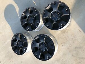 Toyota Tacoma Factory Wheels 16