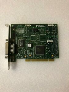 National Instruments Pci gpib Controller 183617k 01 Adapter Card