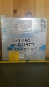 Aluminum Block Sheet Plate 6061 12 X 12 2 Thick K100 s Micro sheen Finish