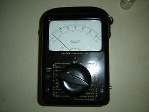 Bell Systems Ks 14510 l1 Multimeter Test Leads Excellent Condition