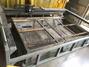 Inner Logic Sr 45i Plasma Cutting Table Cnc 6x12 Plasma Cutter