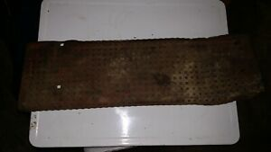 Ford 8n Tractor Foot Rest floor Board Right Side