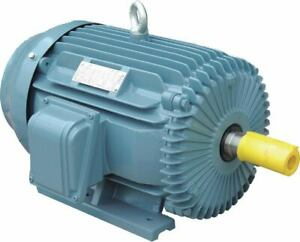 Brand New 215t 10hp Electric Motor 1760rpm
