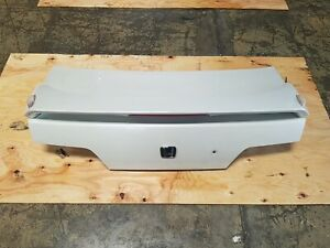 1997 2001 Honda Prelude Sir Trunk Lid Boot Spoiler Wing Fogs Jdm Bb6 Pearl White