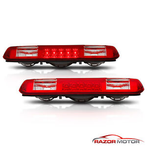 2004 2008 Ford F150 2007 2010 Explorer Sport Trac Full Led 3rd Third Brake Light