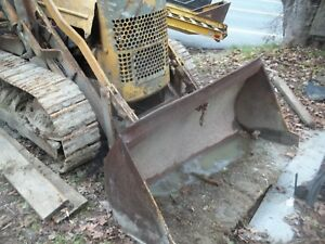 1960 1967 Allis Chalmers H3 Dozer Front End Loader bucket Assembly
