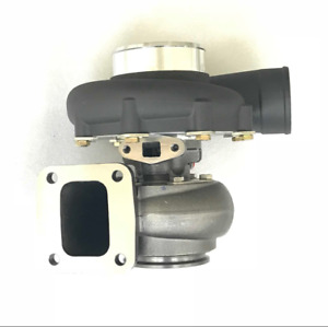 Racing T78 7875c T4 Hybrid Turbo Charger 96 A R Hot Exhaust 75 Trim A R Cold