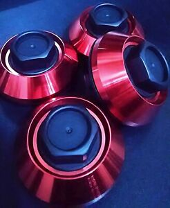Wheel Center Caps For 2 5 Rota Motegi Ep3 Ar American Racing Cp200 200s Libre