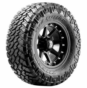 4 New 285 75r16 10 Ply Nitto Trail Grappler M t 123q 285 75 16 285 75 16 Tires