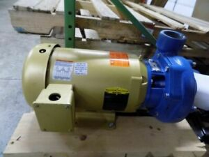 Goulds Water Technology Centrifugal Pump 4bf1j9j0 208 To 240 480vac 3 5 Hp