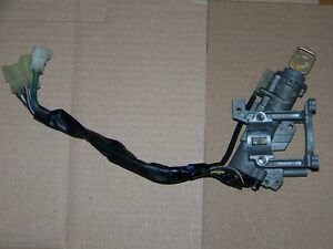 Geo Tracker Suzuki Sidekick Ignition Switch 89 95 Manual Trans