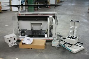 Beckman Coulter Biomek Fx Automated Multichannel Liquid Handler Pipette System