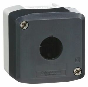 Schneider Electric Pushbutton Enclosure 1 4x 12 13 Nema Rating Number Of
