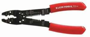 Klein Tools 8 1 2 Solid And Stranded Wire Stripper 8 To 22 Awg Solid 10 To