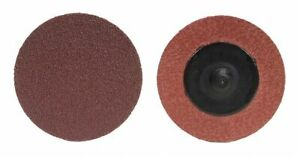 Merit 3 Coated Quick Change Disc Tr Roll on off Type 3 60 Coarse Aluminu
