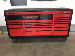 Snap On Kra2423 Triple Bay Toolbox Tool Box Chest