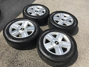 2007 2014 20 Chevy Silverado Texas Edition Wheels Tires Rims Factory Oem Gm Ltz
