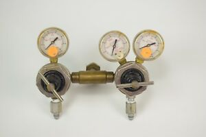 Smith Equipment Welding Regulator Valve Gauge