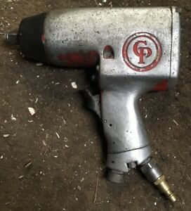 1 2 Cp734 Chicago Pneumatic Impact Wrench Industrial Professional Mechanic Tool