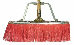 Tough Guy Synthetic Push Broom 17 Sweep Face