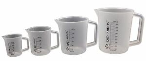United Plastic Beaker Tall Form With Handle 2000 To 10 000ml 1 Ea