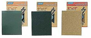 Norton Coarse Emery Emery Cloth Coarse Grit 11 1 4 L X 9 W Backing Weigh