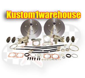 Rear Disc Brake Conversion Kit For Vw Volkswagen W emergency Brake Bug Beetle