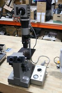 Olympus Im Inverted Phase Contrast Microscope